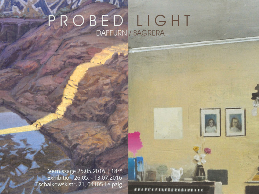 PROBED LIGHT ° Ryan Daffurn / Carlos Sagrera