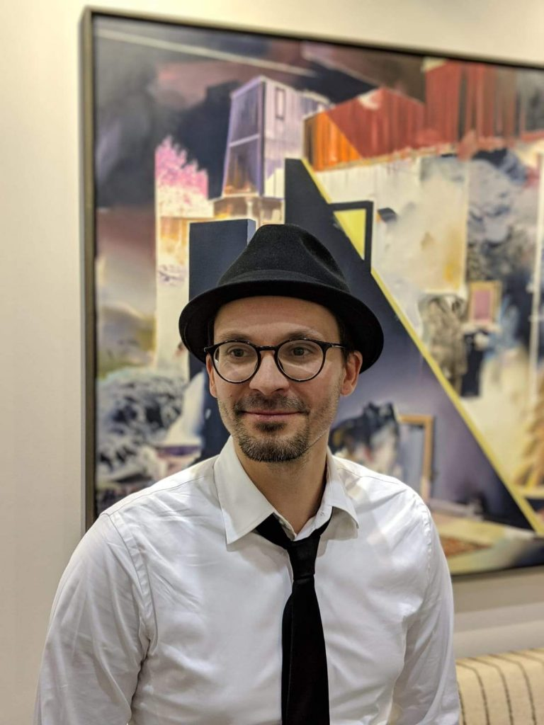 Steve Uhlig | Gallery Founder & Owner